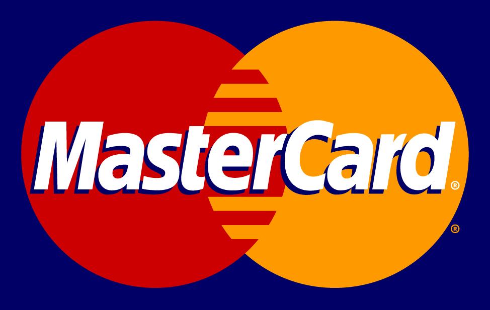 Платёжная банковская карта MasterCard.