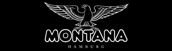 Логотип фирмы MONTANA (МОНТАНА).