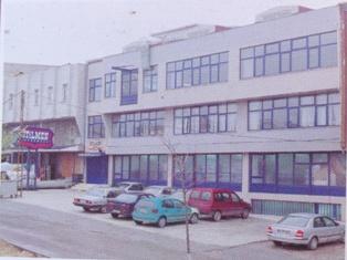 "Cобственная фабрика компании ""АКАБЭ ТЕКСТИЛЬ САНАИ ВЭ ТИГАРЕТ ЛТД"" в Стамбуле ( Турция )."