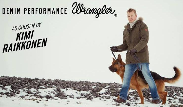 Wrangler DENIM PERFORMANCE.