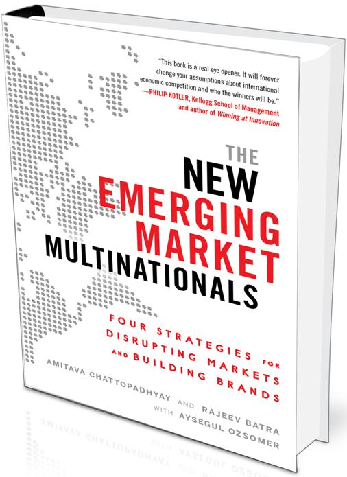 """В книге """"The new emerging market multinationals"""" представлены 35 успешных компаний из разных стран, одна из них это турецкая компания Mavi Giyim Sanayi Ve Ticaret Anonim Sirketi, создавшая глобальный мировой бренд - mavi jeans."""