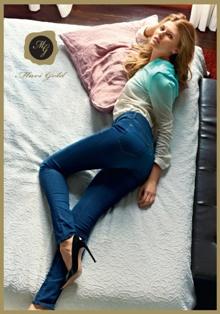 В 2011 году Mavi запускает линию Mavi Gold максимально качественную и сексуальную.