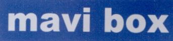 Торговая марка mavi box регистрируется для компании Mavi в Турции 02.04.2002 года под №2001/02785 для товаров/услуг класса:03,15,25,35,38 - 45.