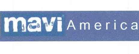 Торговая марка mavi jeans America регистрируется для компании Mavi в Турции 17.11.2003 года под №2002/04570.