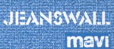 Торговая марка jeanswall mavi регистрируется для компании Mavi в Турции 04.08.2004 года под №2003/02977 для товаров/услуг класса:25,41.