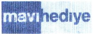 Торговая марка mavi hediye регистрируется для компании Mavi в Турции 05.09.2005 года под №2003/34561 для товаров/услуг класса:05,07,08,09,16,21,25,35.