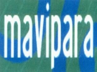 Торговая марка mavipara регистрируется для компании Mavi в Турции 01.06.2007 года под №2006/31845 для товаров/услуг класса:25,35.